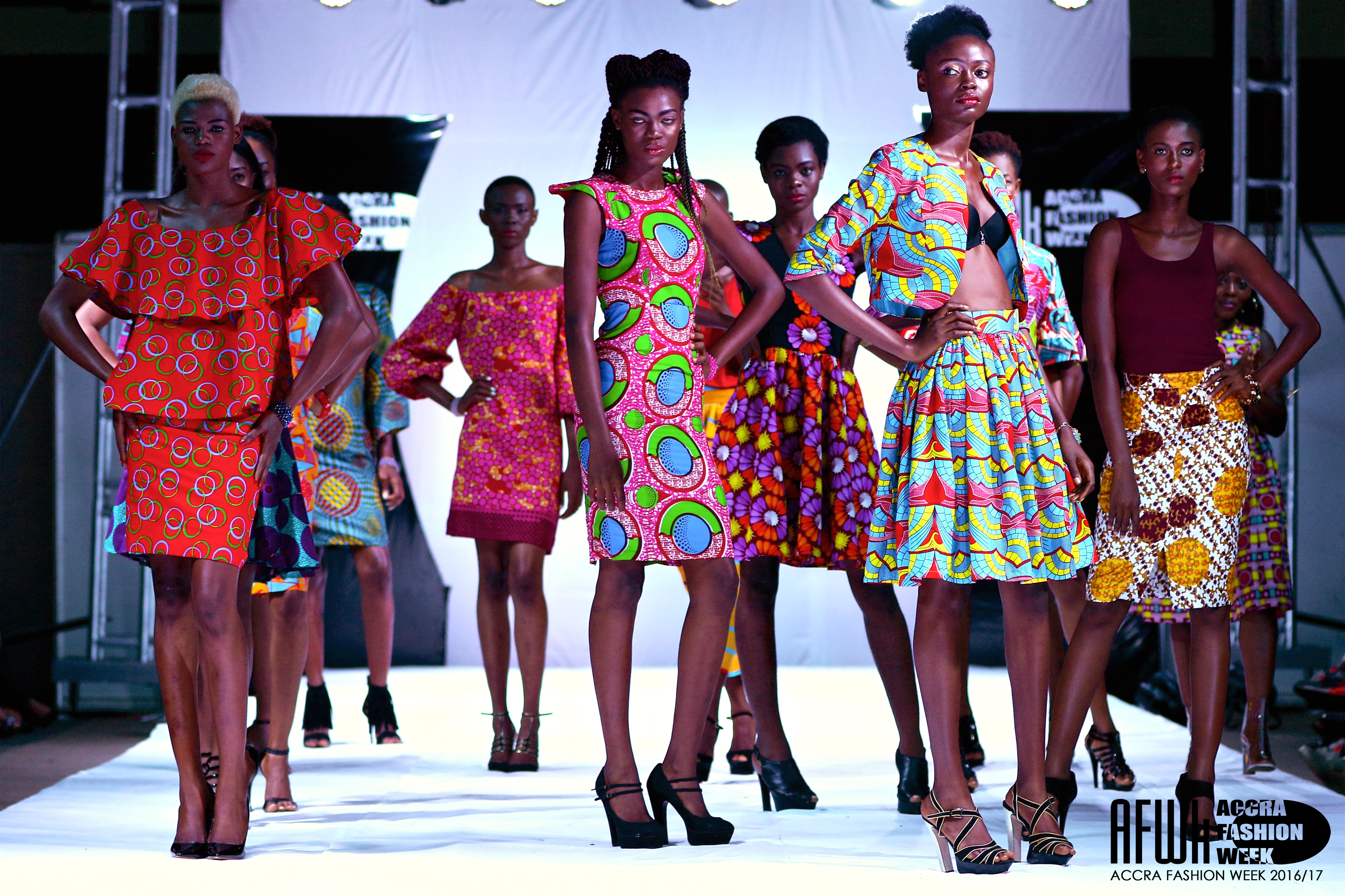 Sarauniya Usa Accra Fashion Week 2016 Accra Fashion