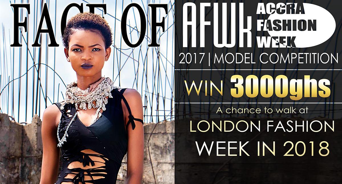 Ghanaian Model Face Of Afwk Grace Quaye To Walk London Fashion Week Accra Fashion Week Ghana S Premium Clothing Trade Event