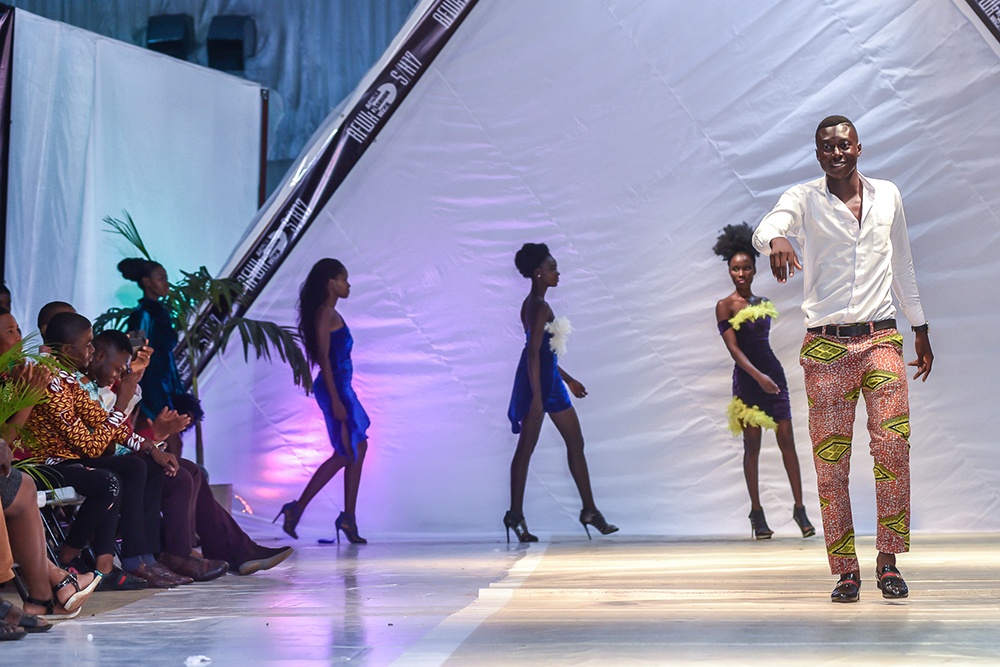 Blue Crest School 111 Accra Fashion Week Ghana S Premium Clothing Trade Event
