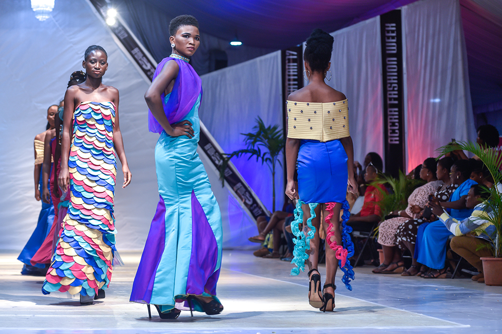 Blue Crest School 120 Accra Fashion Week Ghana S Premium Clothing Trade Event