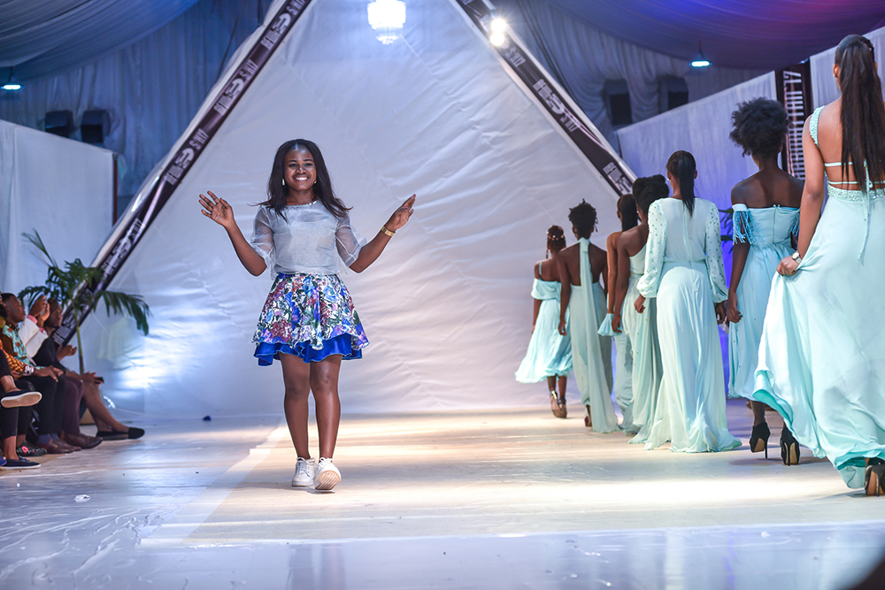 Blue Crest School 157 Accra Fashion Week Ghana S Premium Clothing Trade Event