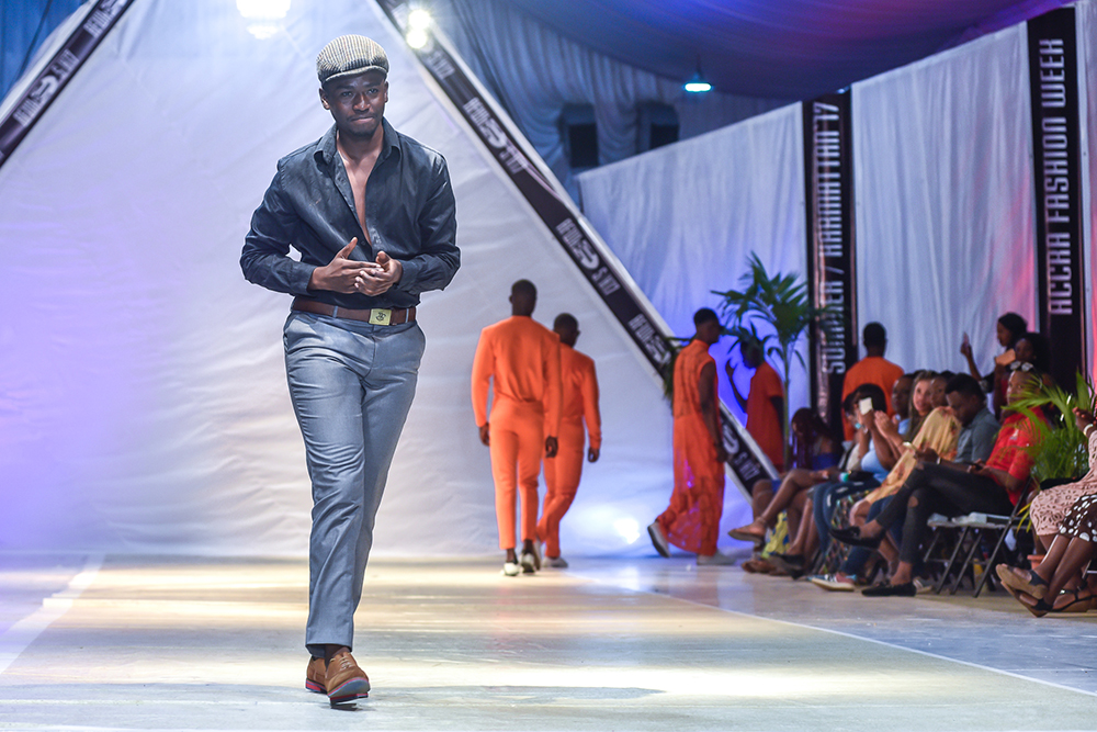 Blue Crest School 168 Accra Fashion Week Ghana S Premium Clothing Trade Event