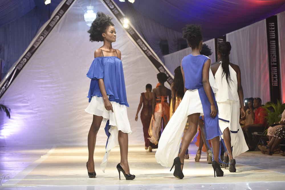 Blue Crest School 45 Accra Fashion Week Ghana S Premium Clothing Trade Event