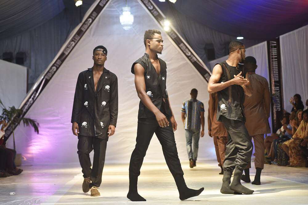 Blue Crest School 83 Accra Fashion Week Ghana S Premium Clothing Trade Event