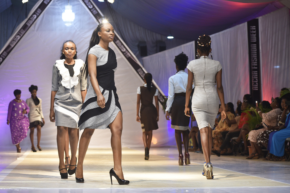 Blue Crest School 91 Accra Fashion Week Ghana S Premium Clothing Trade Event