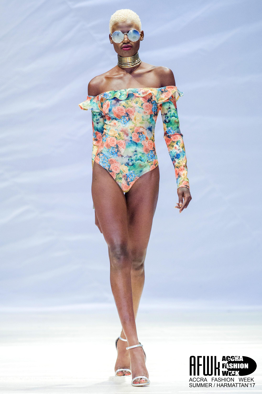 Dauvia (Netherlands) @ Accra Fashion Week S/H17 Swimwear ...