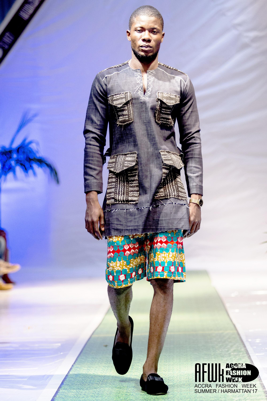 ghana – nallem clothing  accra fashion week  ghana's