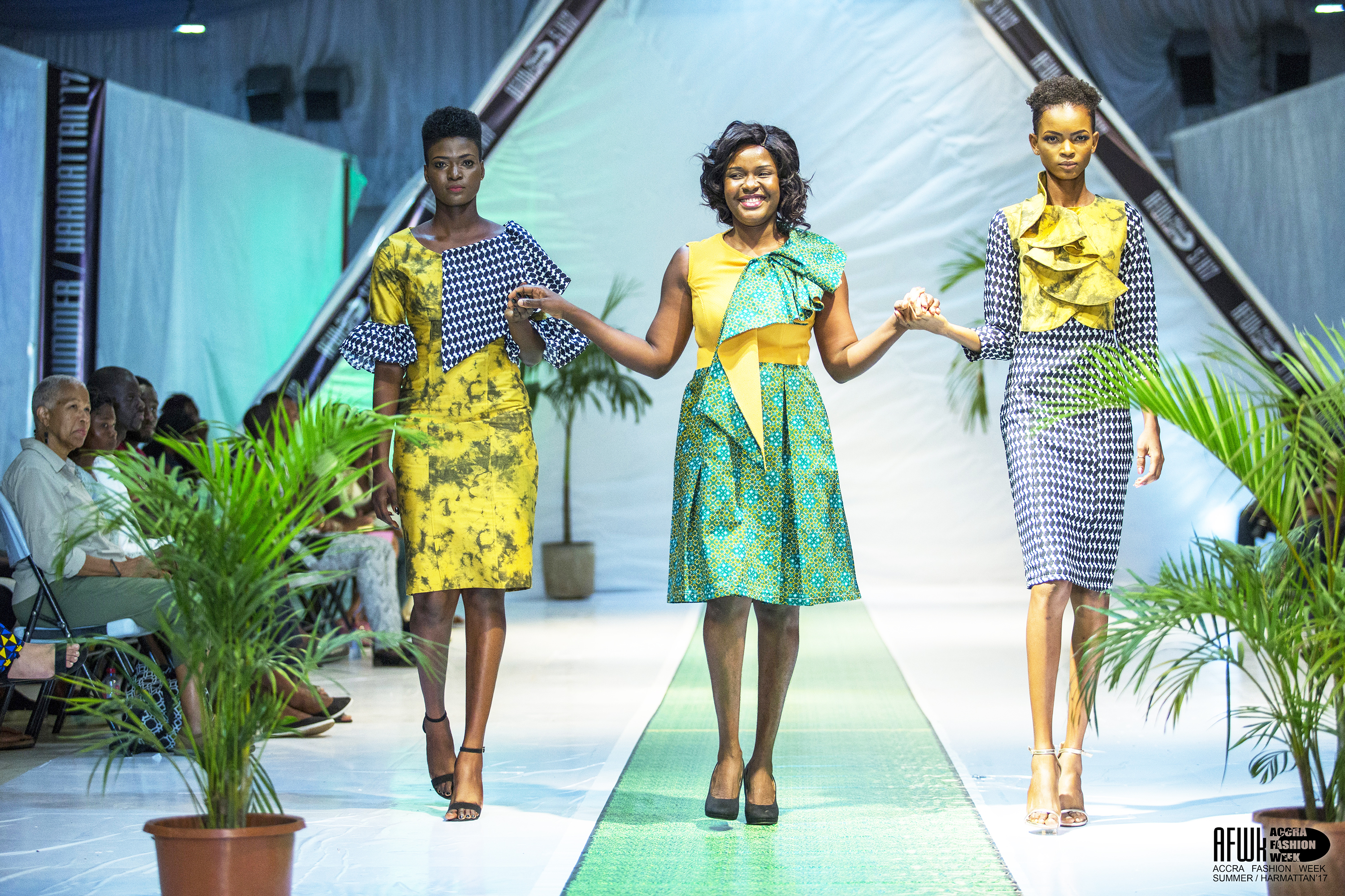 Step Out Designs Ghana Accra Fashion Week S H17 Accra Fashion Week Ghana S Premium Clothing Trade Event