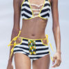 Bri Wireduah Corwy Shell Two Piece Swimsuit