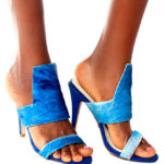 Stiletto Mule  Shoes